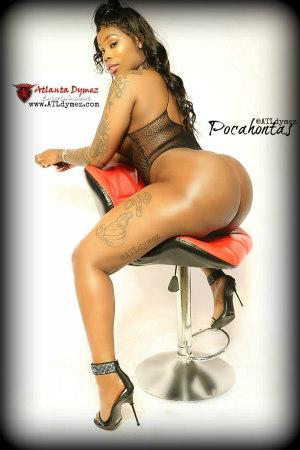 Pocahontas thick