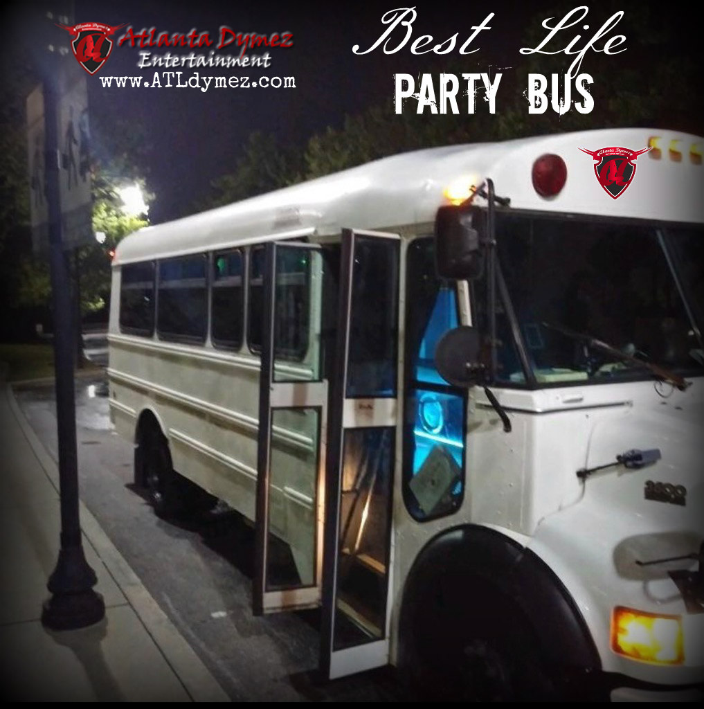 Best Life Party Bus 18-20 Passengers $400-$500 4 hours