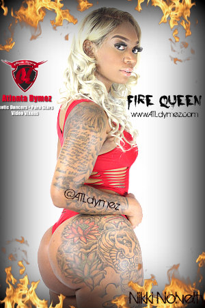 Nikki Novelty (Fire Queen)