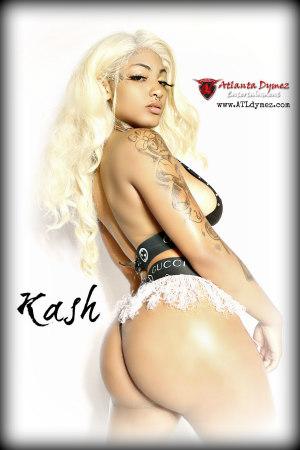 kash Doll twinn