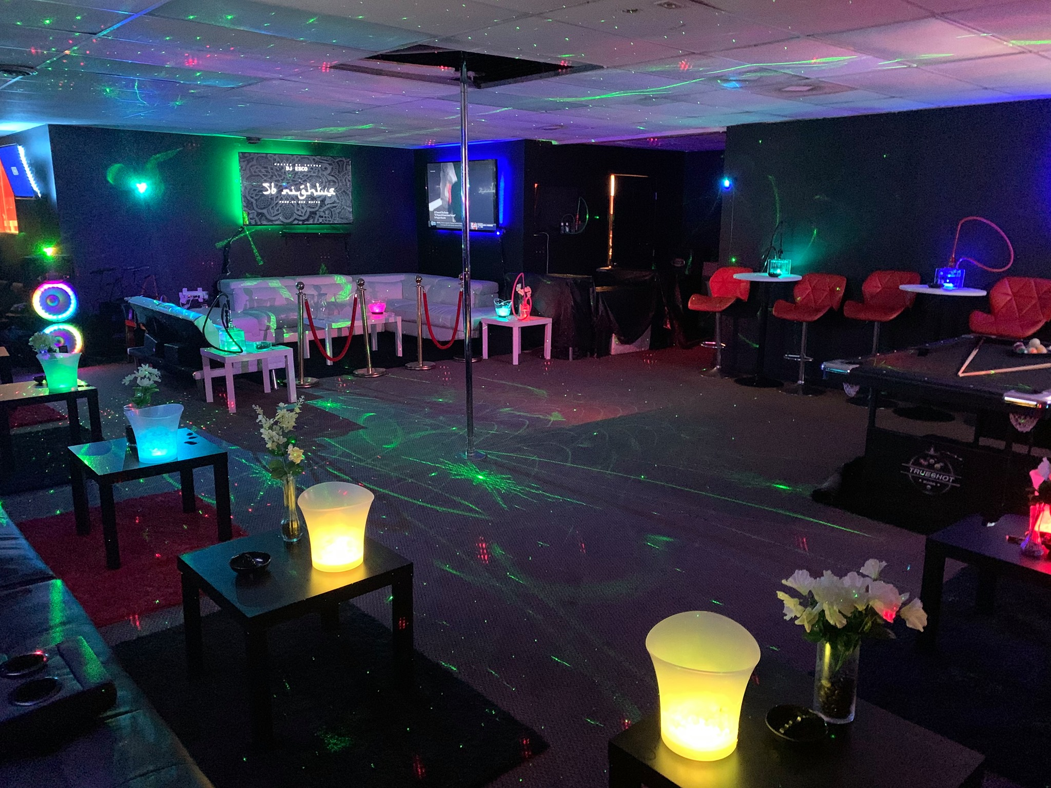 Exstacy Lounge Venue (Overnight stay)