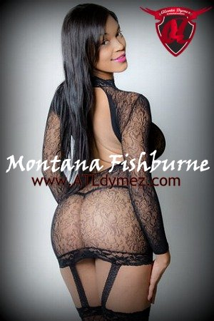 Montana Fishburne xxx
