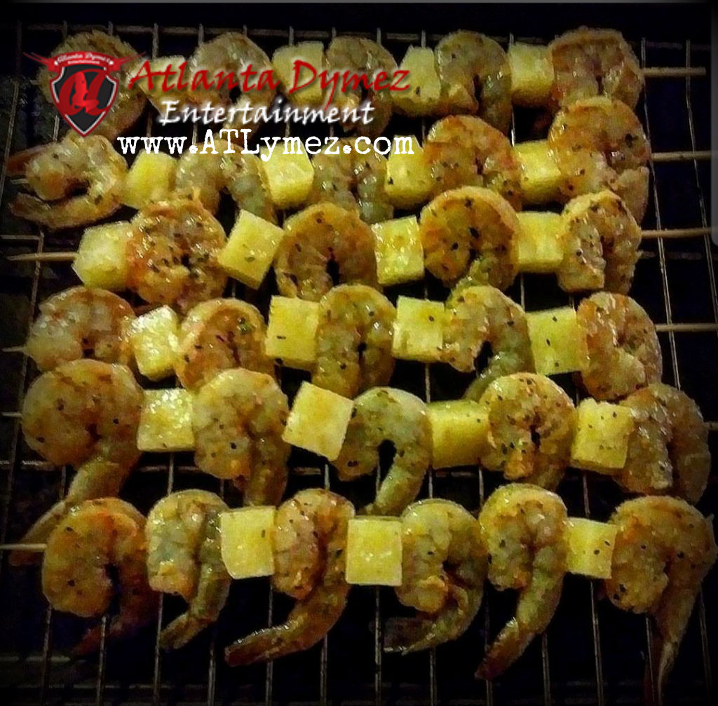 Shrimp (Steamed, Fried, & Kabobs)