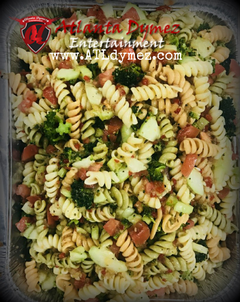 Pasta & Chicken FULL PAN
