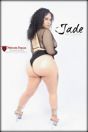 Jade Love (White Black Mixed)