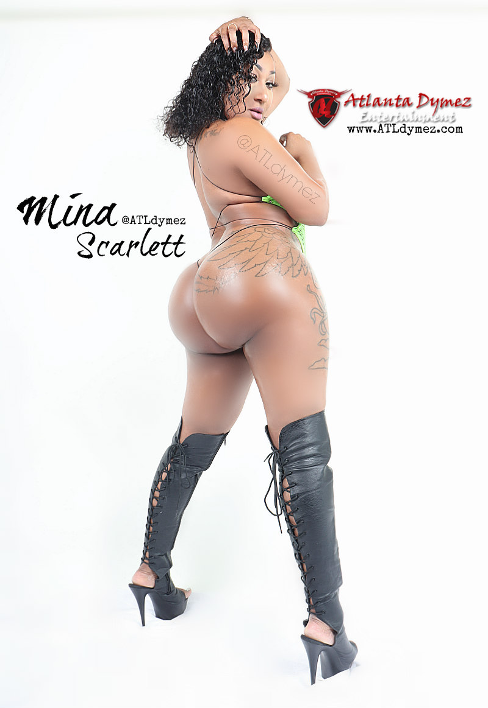 Mina Scarlett