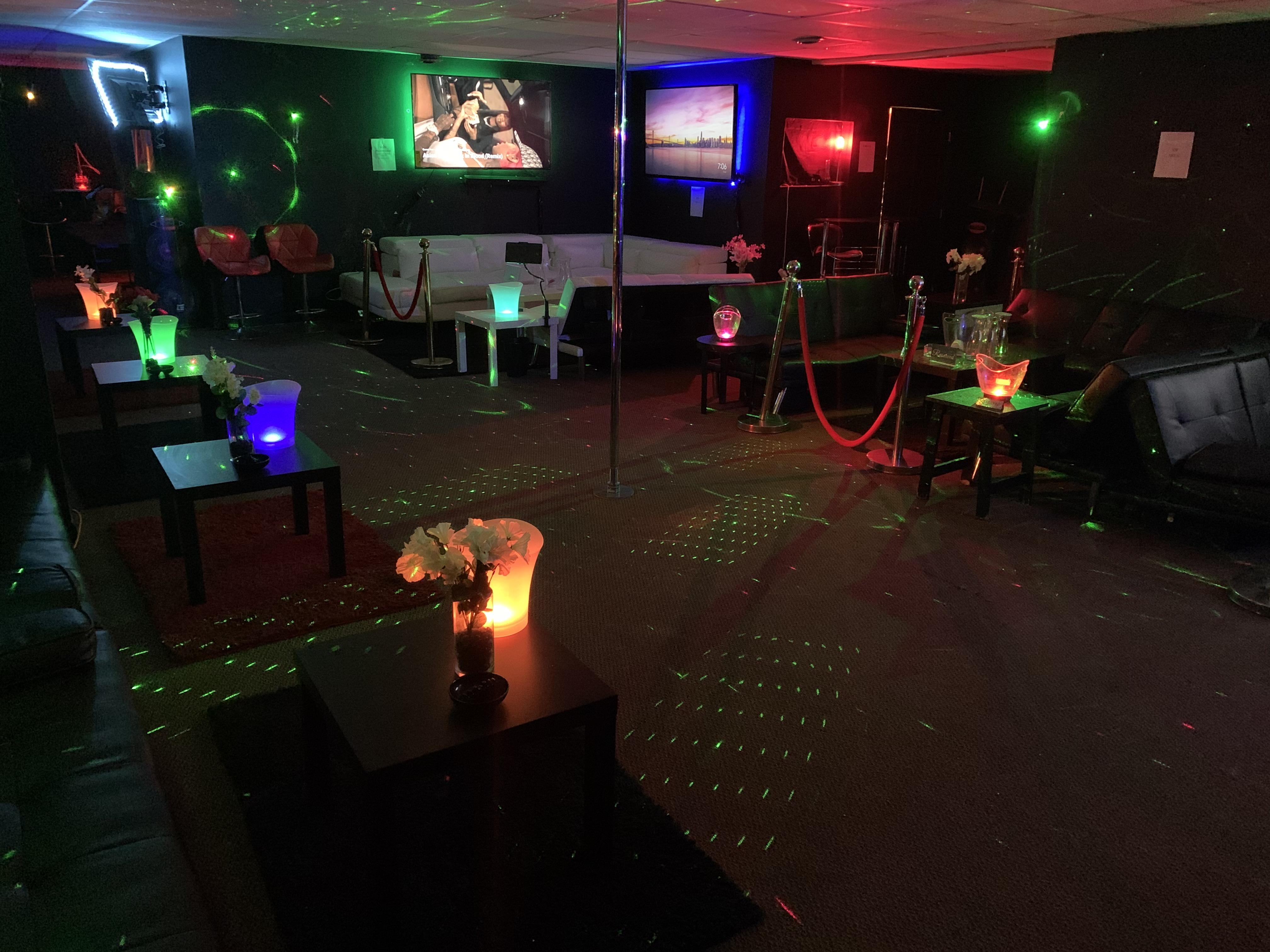 Exstacy Lounge Venue (Overnight stay)