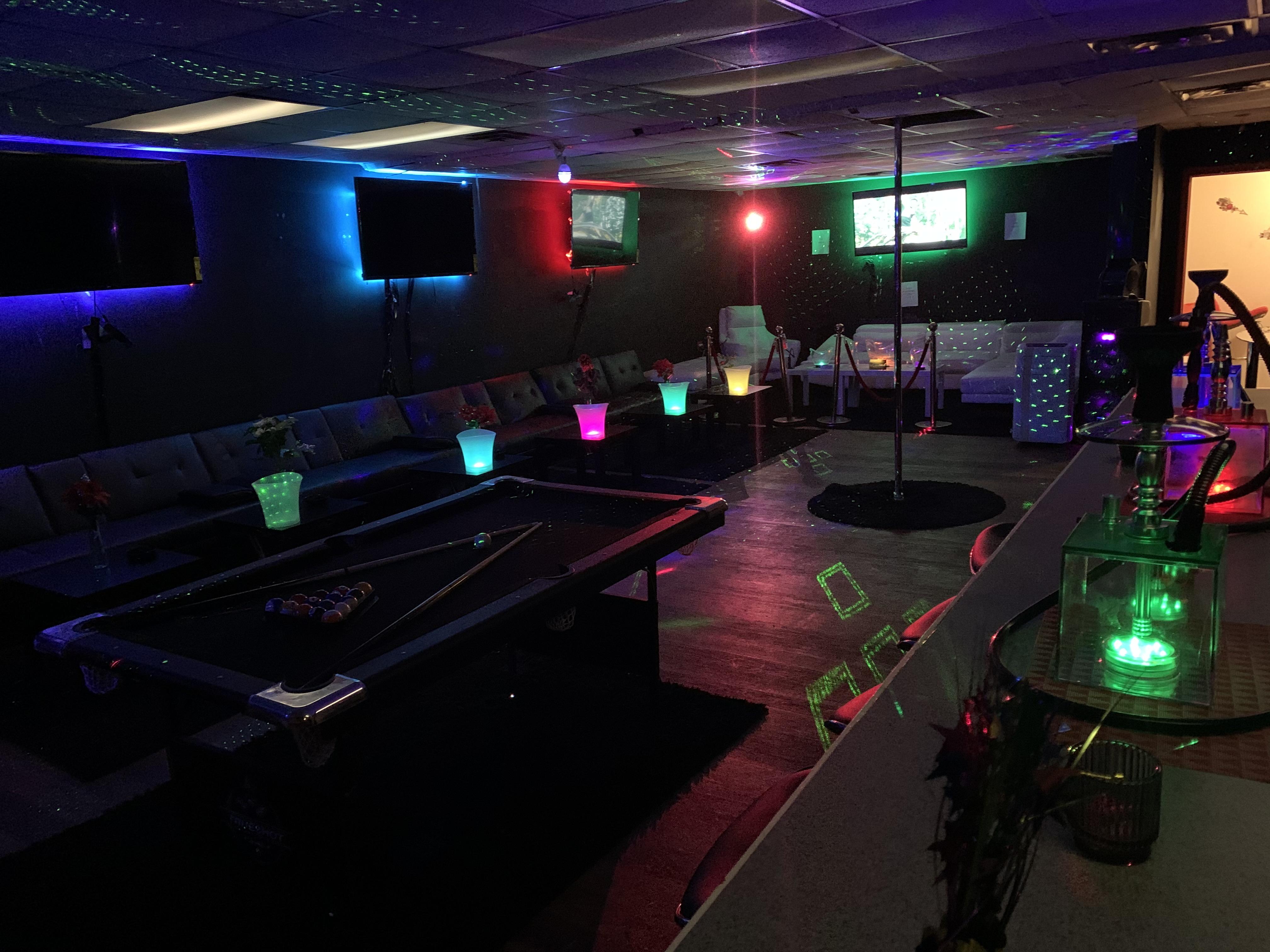 Pleasure Lounge Venue (Overnight) stay